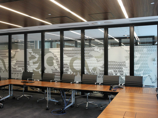 Your Preferred Office Glasswall
