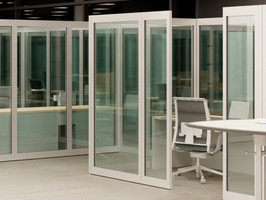 Feel safer with HUFCOR Protective Partitions