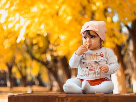 La méthode de diversification alimentaire menée par l'enfant (DME)