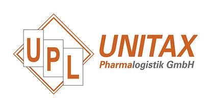 Logo Unitax Pharmalogistik