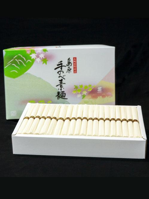 手延べ素麺『雲八景』 3kg(50g×60束)