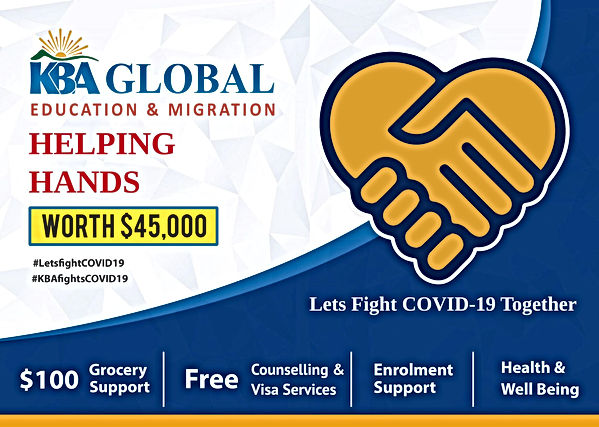 KBA Global Helping Hands