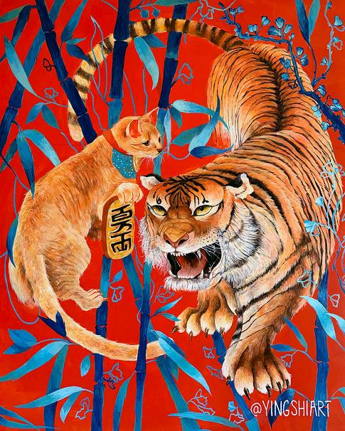 Maynard Alley Mural