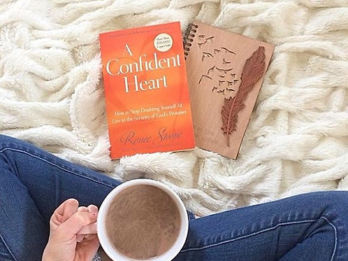 A Confident Heart - 8 Week Devotional Study