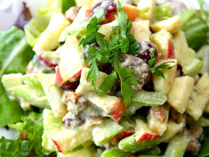 Waldorf Salad (Vegan)