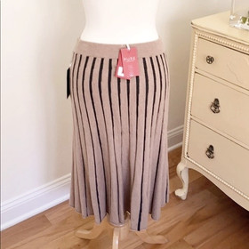 Pure Collection Cashmere Skirt