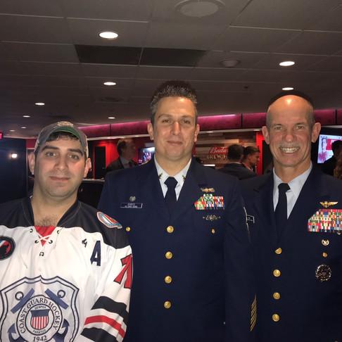 Capitals Military Appreciation Night