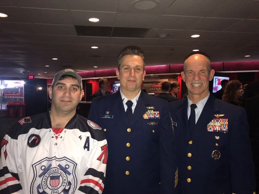 Capitals Military Appreciation Night