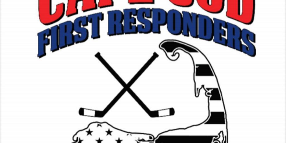 Cape Cod First Responders Hockey Tournament