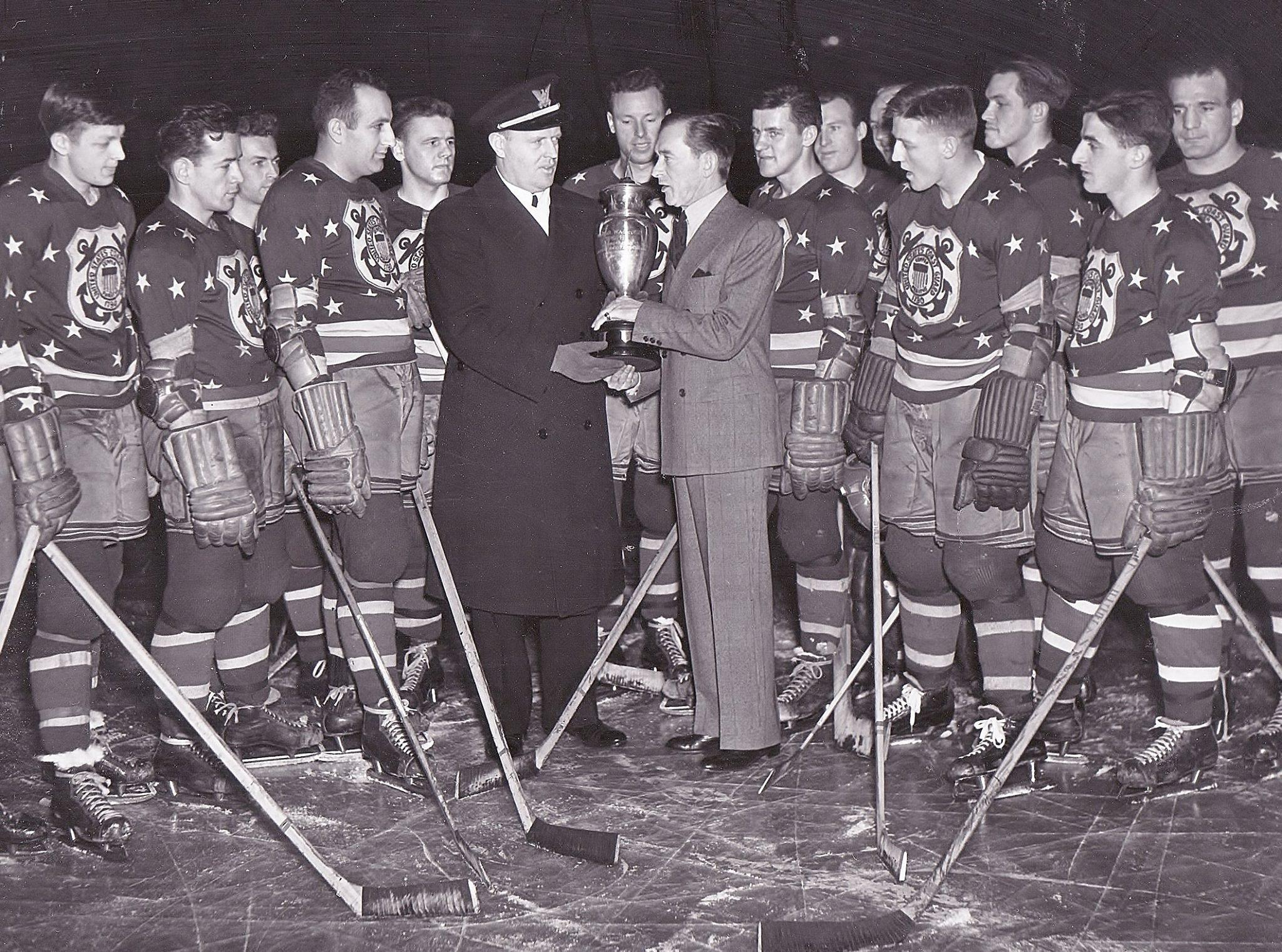 1944 Senior Open Champions