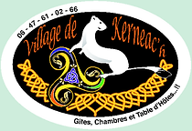 Logo du Village de Kerneac'h, prestations et N° de téléphone