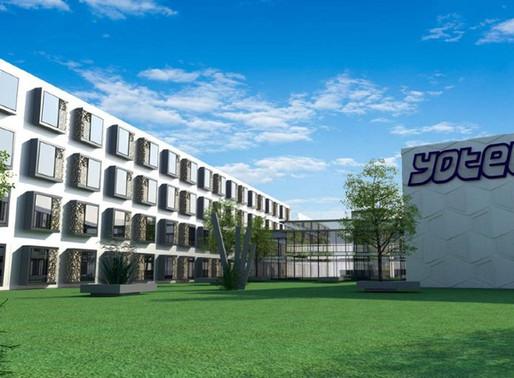 Réalisation d'un nouveau complexe hôtelier  de 212 chambres et de diverses salles de congrès