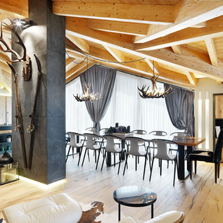 PENTHOUSE WITH MOUNTAIN ATMOSPHERE