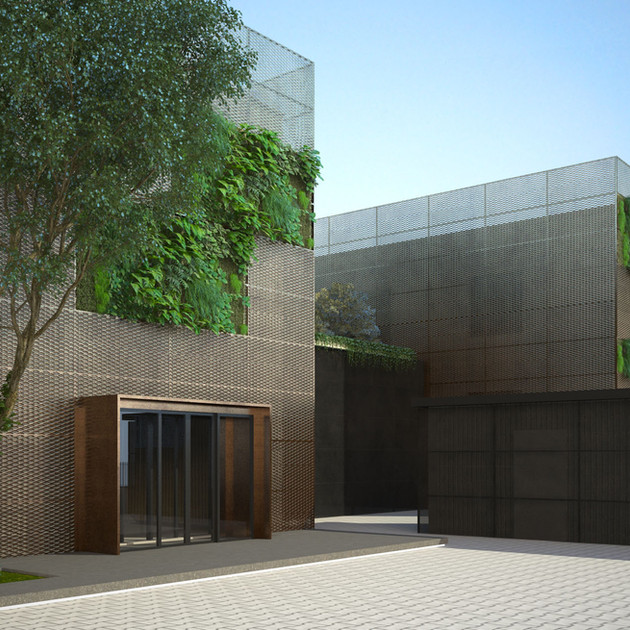 OFFICE BUILDING RENOVATION & EXPANSION