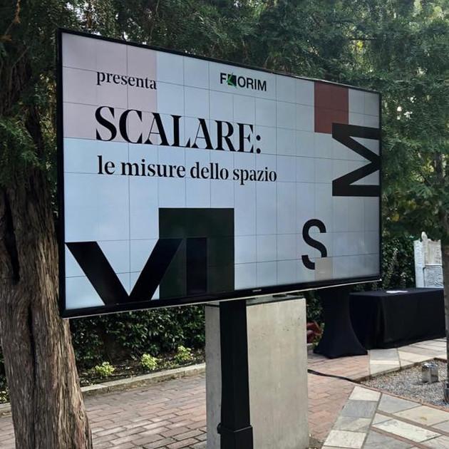 Scalare | Florim event | Venezia 2019