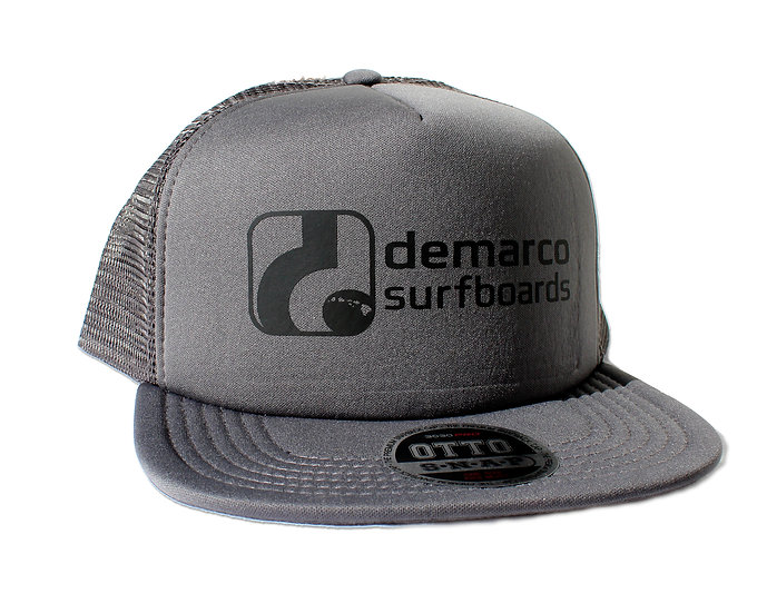 demarco - Snap Back Hat (gray/black shown, more colors available)