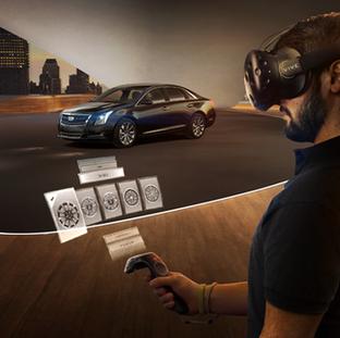 Cadillac in VR