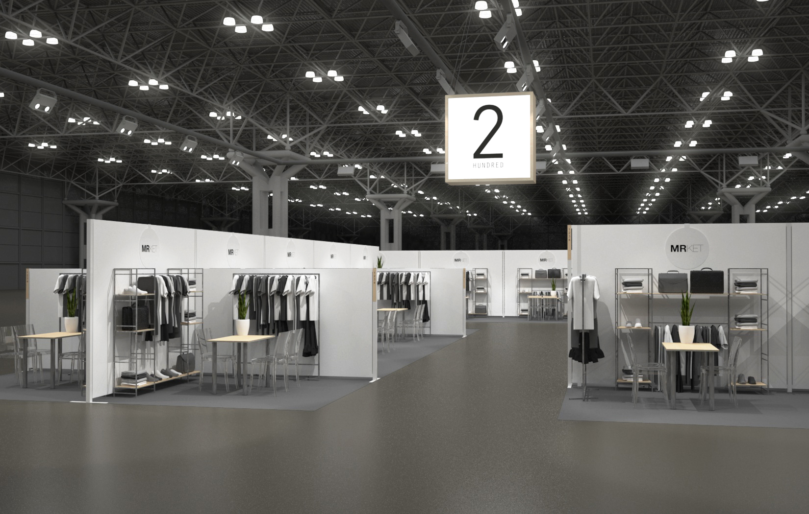 Booth Package _ MRKET 2016 - Aisle View