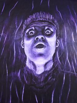 Self portrait (Fear)