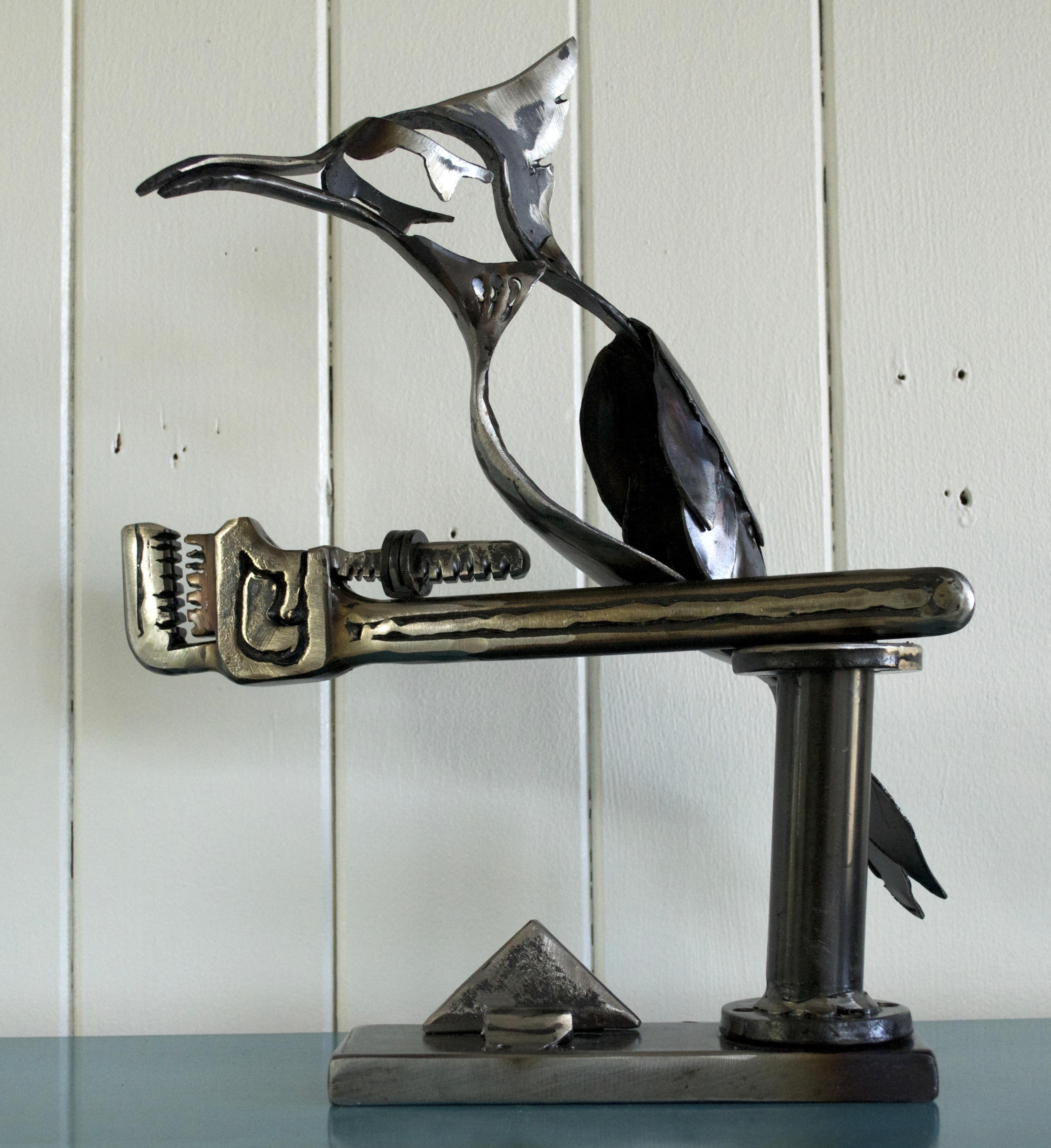 Bird Plumbing custom cardholder