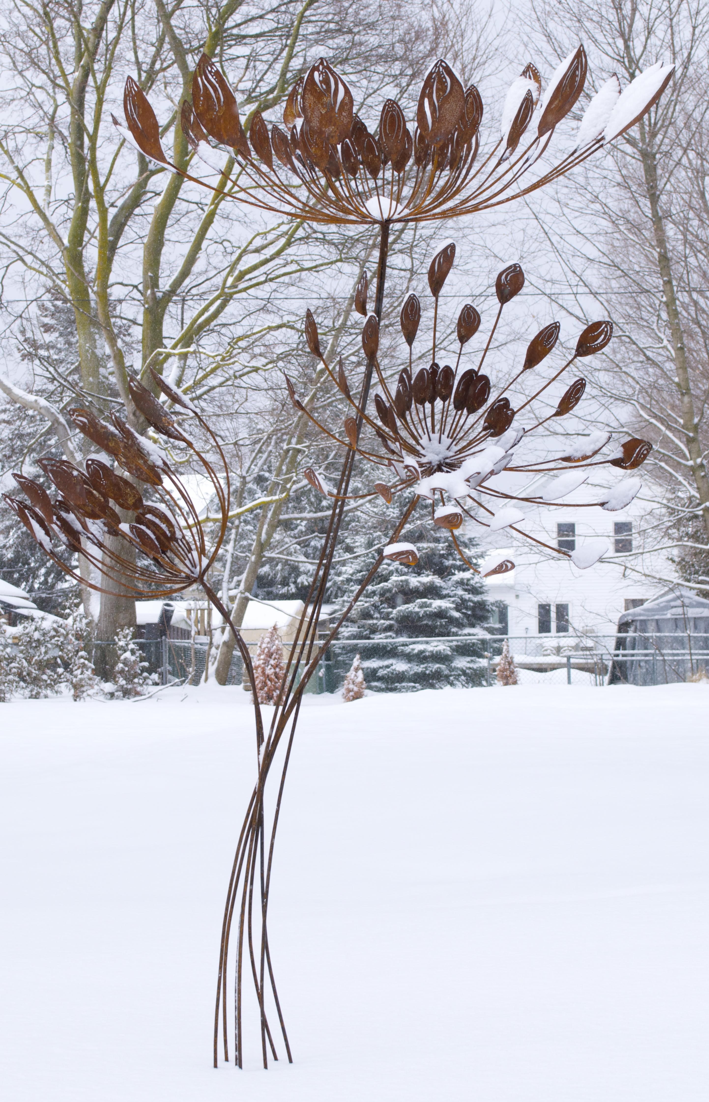 progression in winter