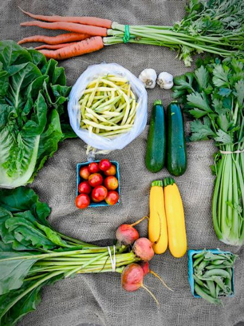 Smithtown Farm to Trunk CSA (Smithtown Pickup ONLY @ Watermill Caterers)