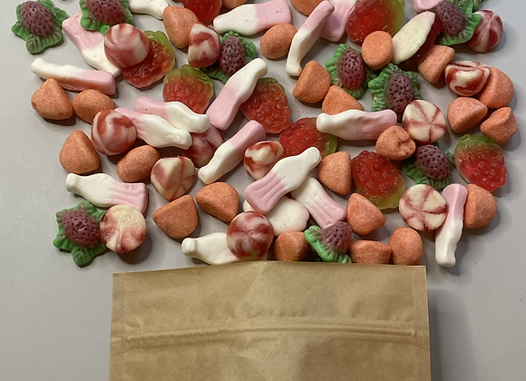 Strawberries & Cream Dream (500g)