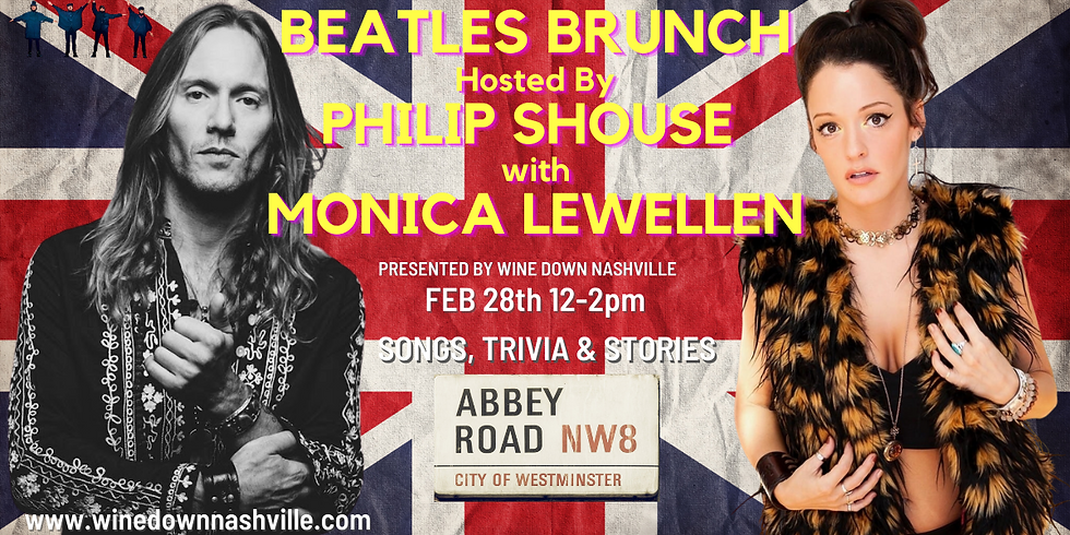 Beatles Brunch Hosted by Philip Shouse