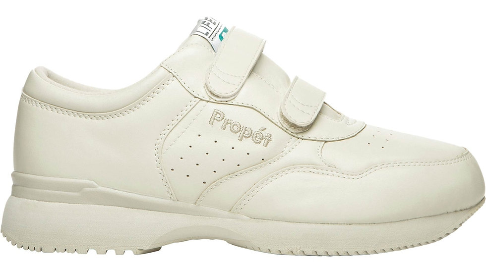 Propet Life Walker Velcro Ortho-Friendly Women's Walking Shoe