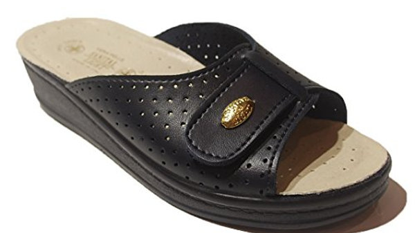 Sanital Light Leather Sandal