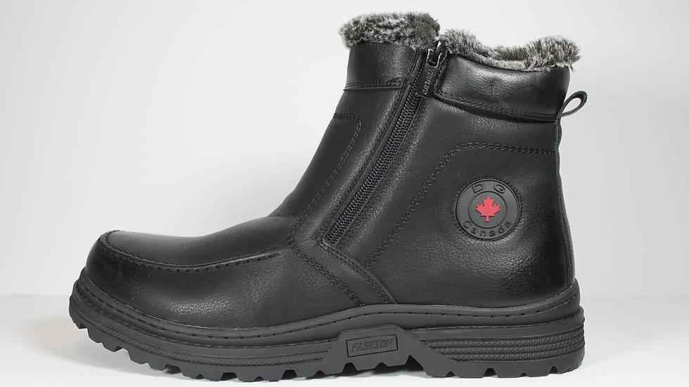 Men's DG 8106-061 Double Zip Boot
