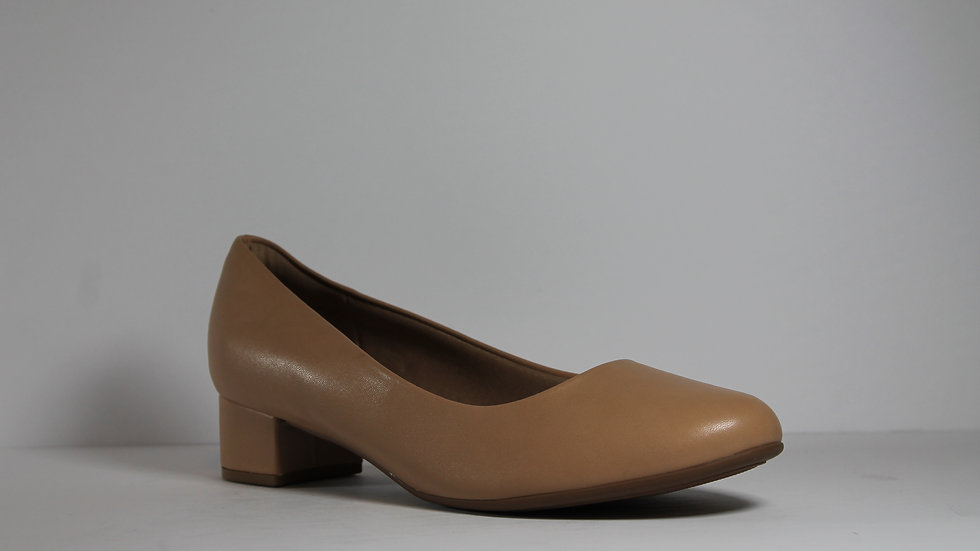 Piccadilly Soft Cushioned Low Heel Pump