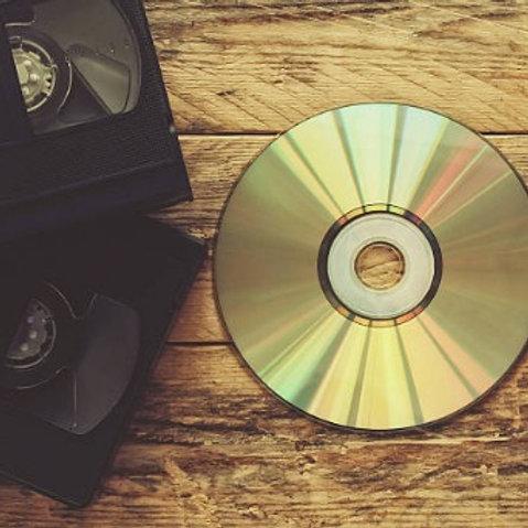 Numérisation de films VHS