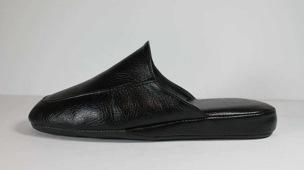 Creazoni Falcade Italian Leather Men's Slipper