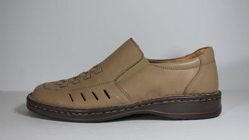 Volks Walkers Men's Leather Slip-on Shoes