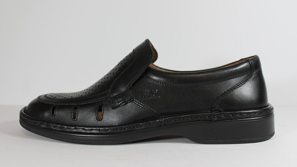 Walker Flex Leather Men's Slip-on Shoes 3391