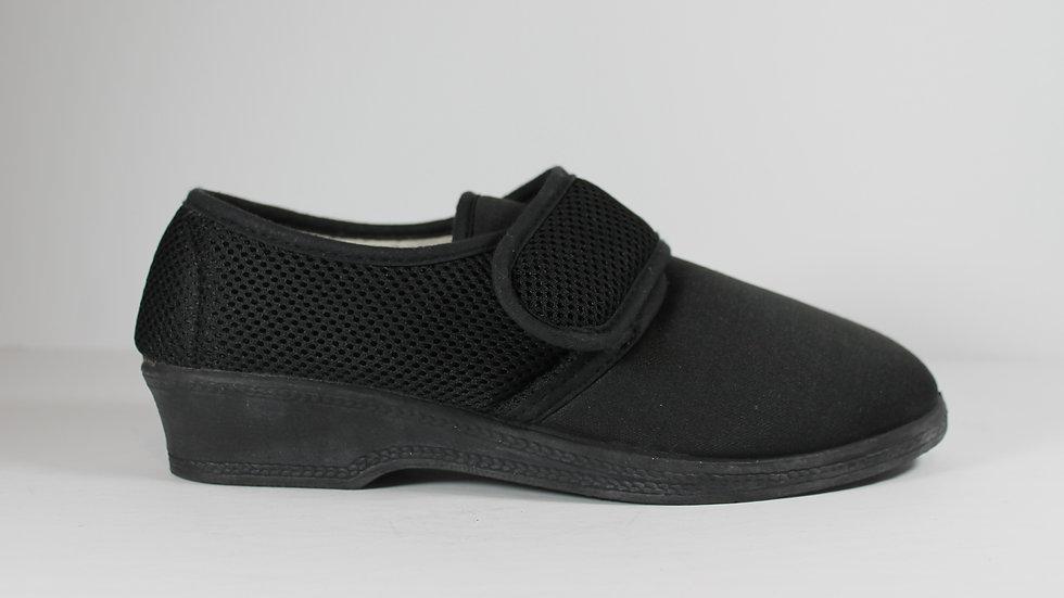 Analisa Elastic Nylon Comfort Shoe 211