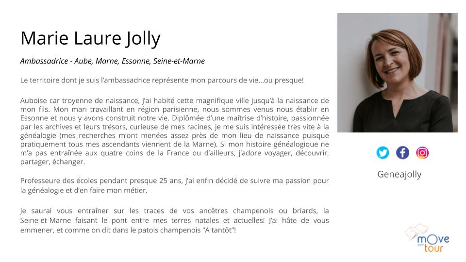 Marie Laure Jolly