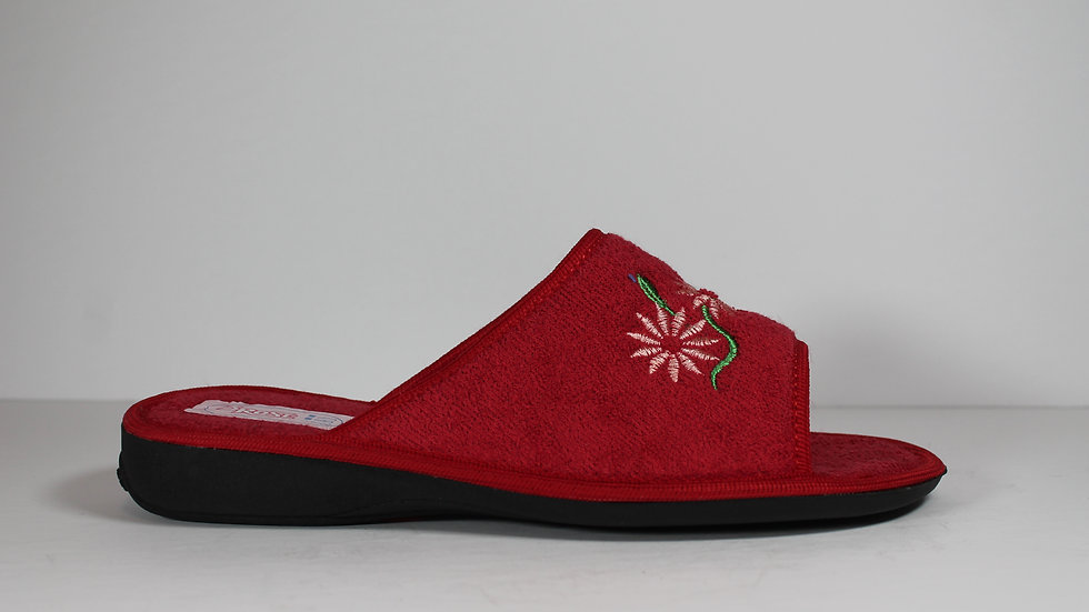 3 Rose Ladies' House Slipper