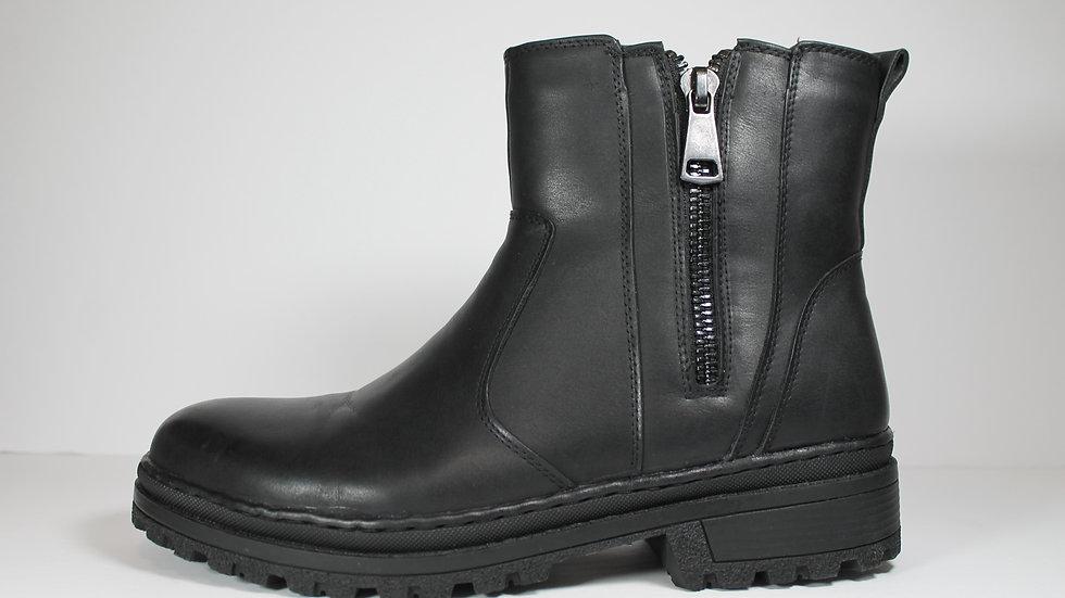 IJIJ Men's Double Zip Boot 7889