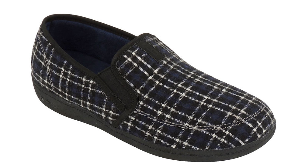 Biotime Myles Men's Ortho-Friendly Slippers