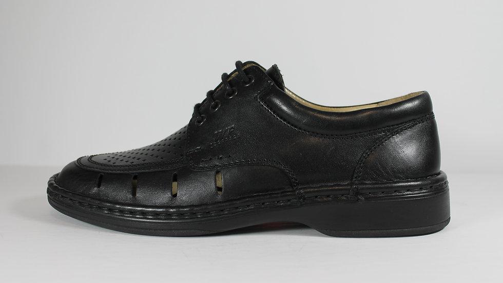 Walker Flex Leather Men's Lace-Up Shoes