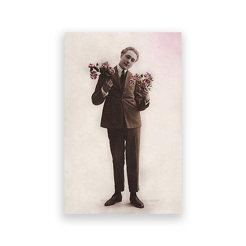 Carte postale - Gustave