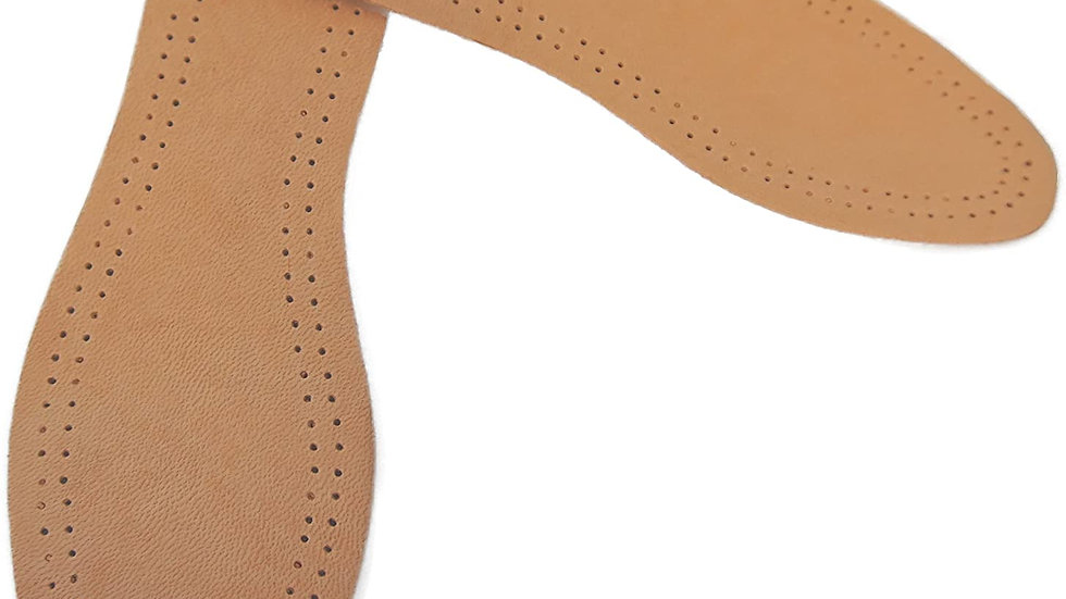 Leather Trim to fit Insoles