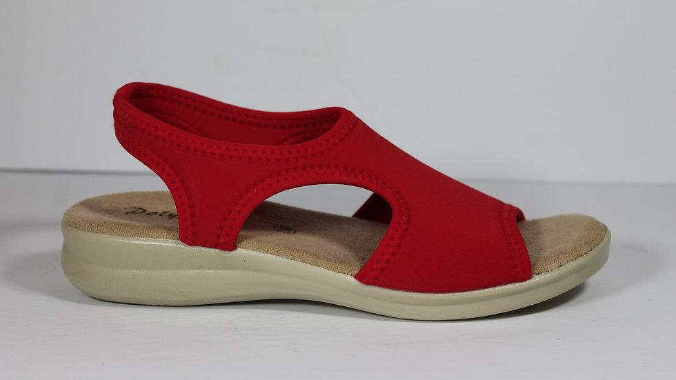 Polyflex Stretch Sandal Solid Colour
