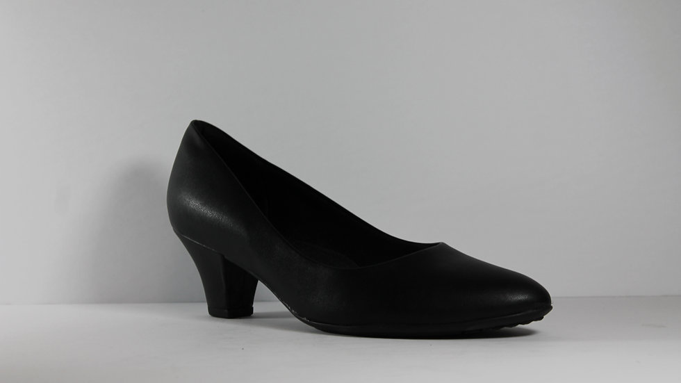 Piccadilly Soft Cushioned Pointed Toe Pump