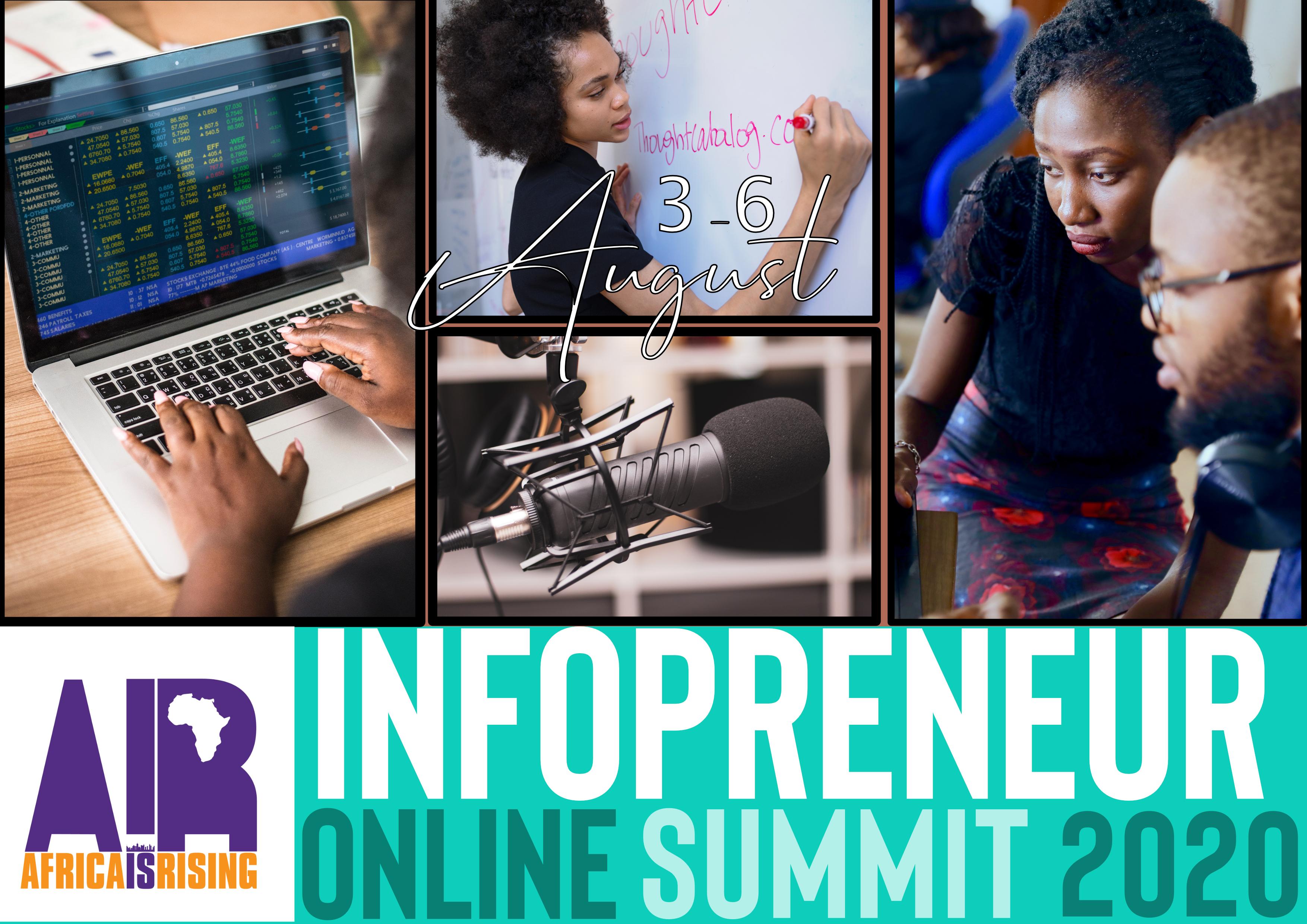 African Infoprenuers