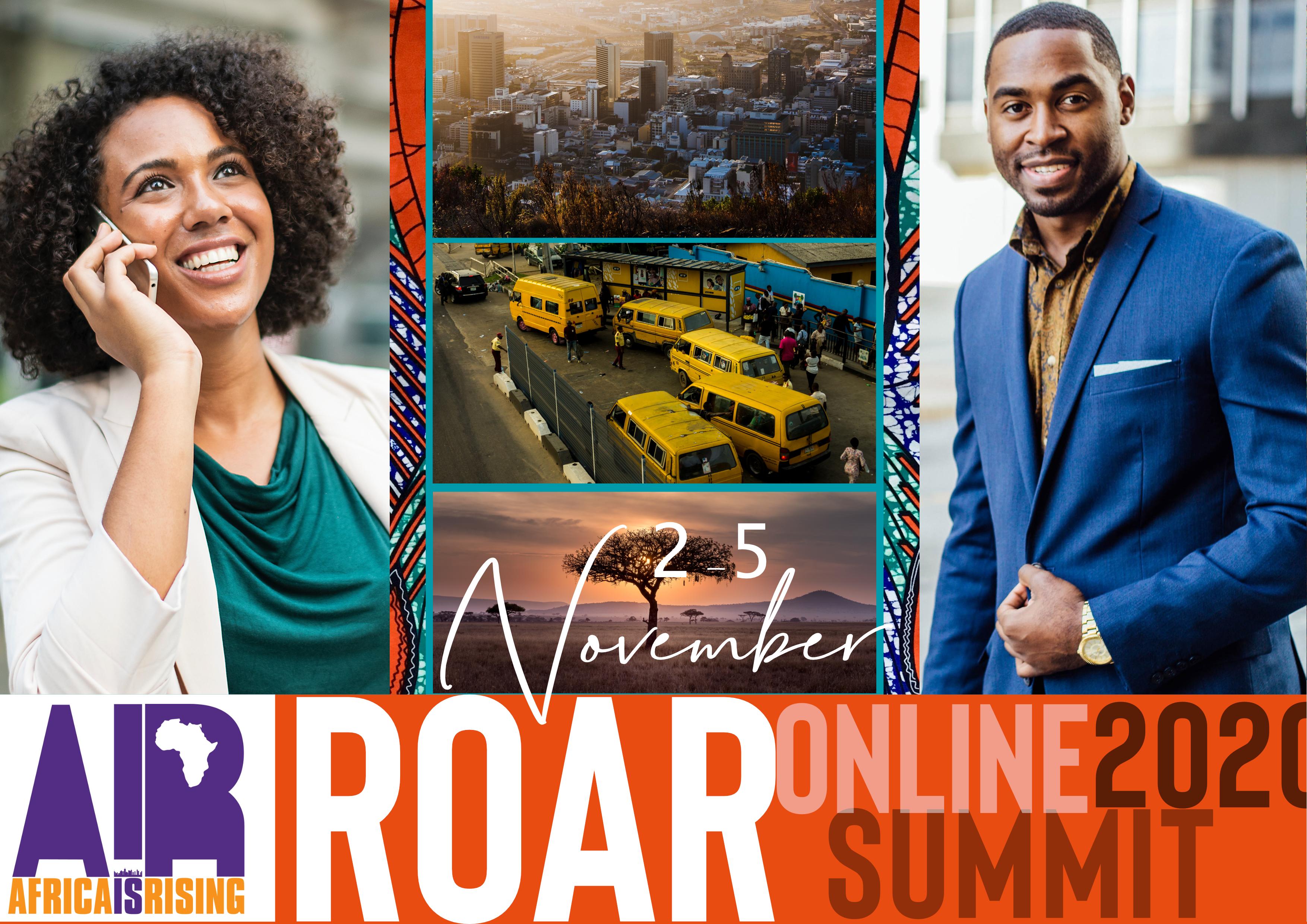 ROAR Entreprenuers Summit