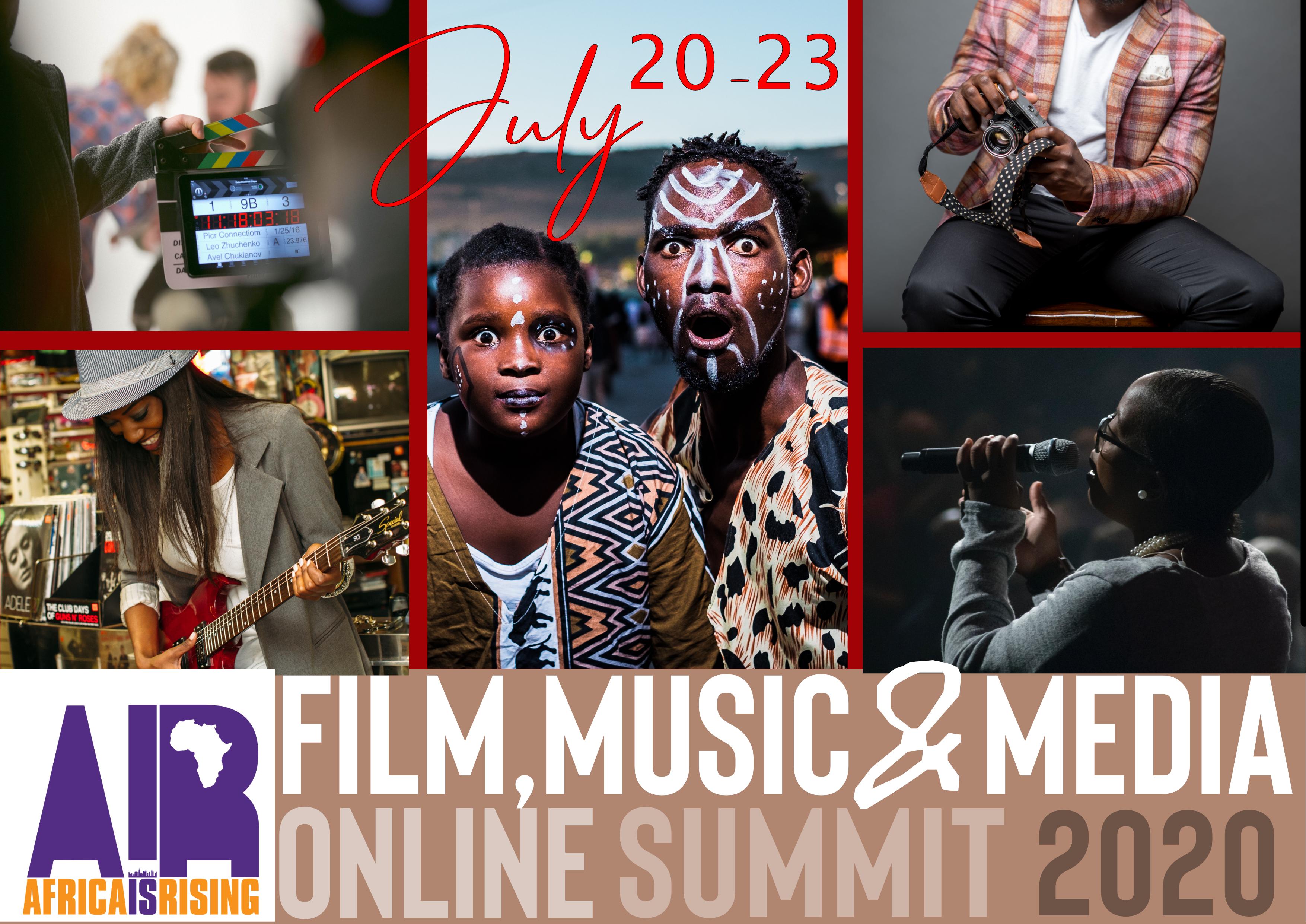 Film,Music,Media Africa