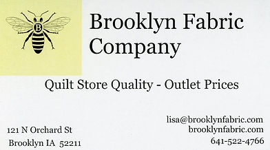 2019-20 Brooklyn Fabric bizcard ad 303.j